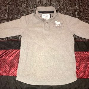 Abercrombie & Fitch Men's Long Sleeve Sweater